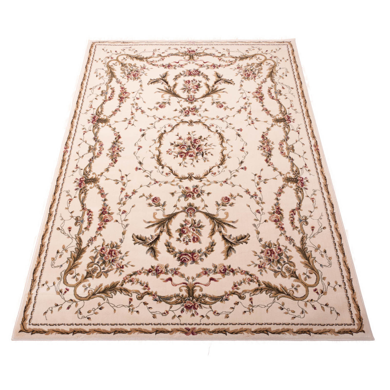 Bordeaux Rugs BOR01 in Ivory