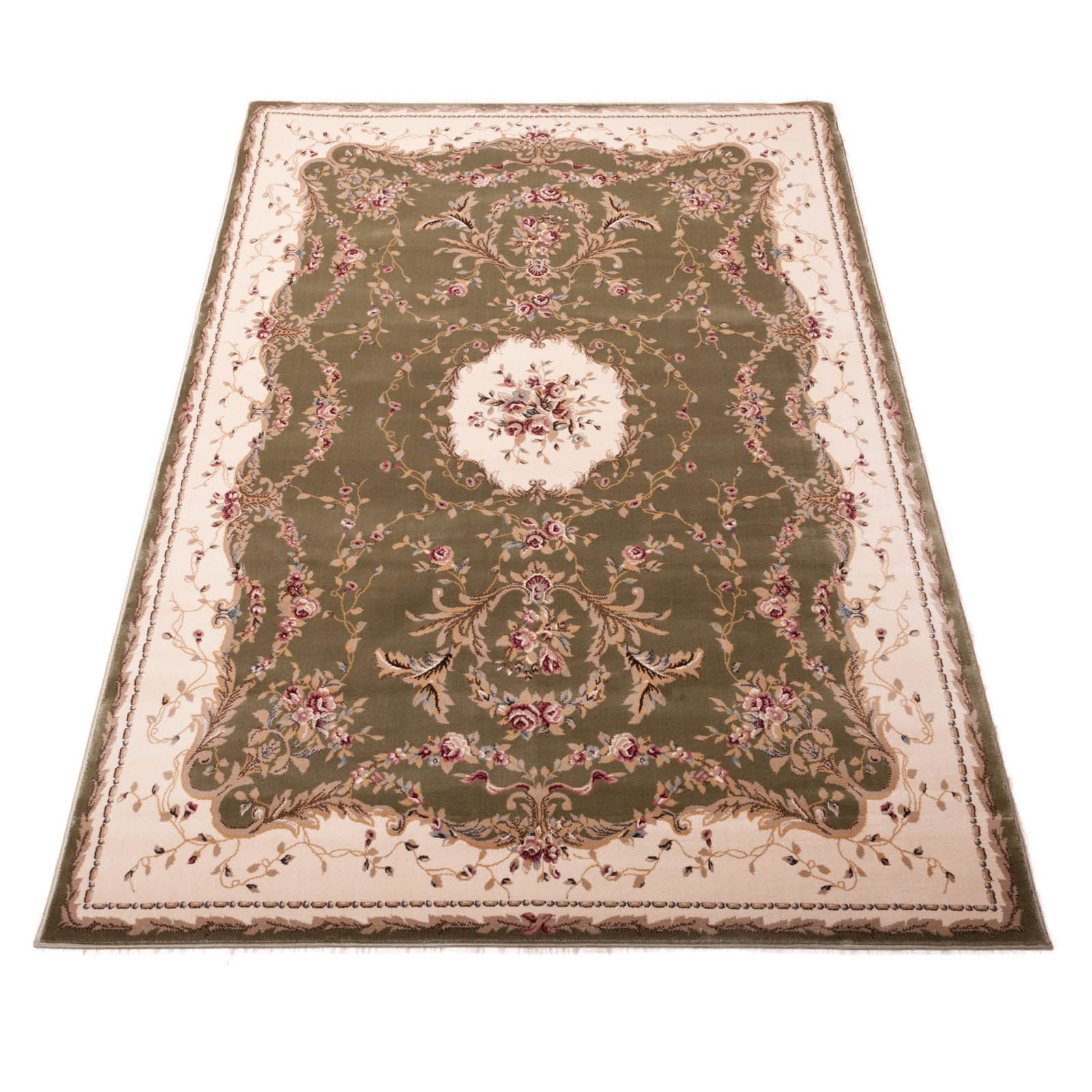 Bordeaux Rugs BOR01 in Sage