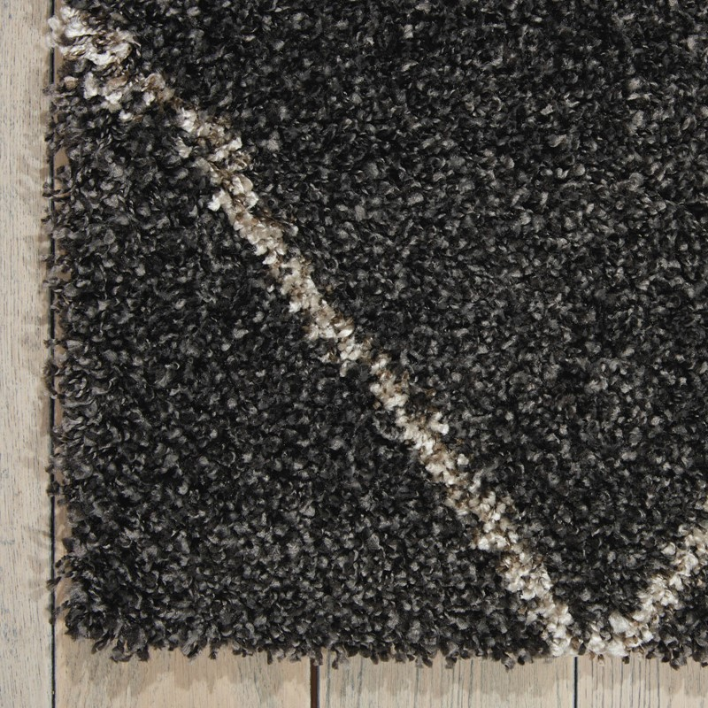 Persian Rug Brisbane: Brisbane Rugs BRI03 In Charcoal Buy Online From The Rug