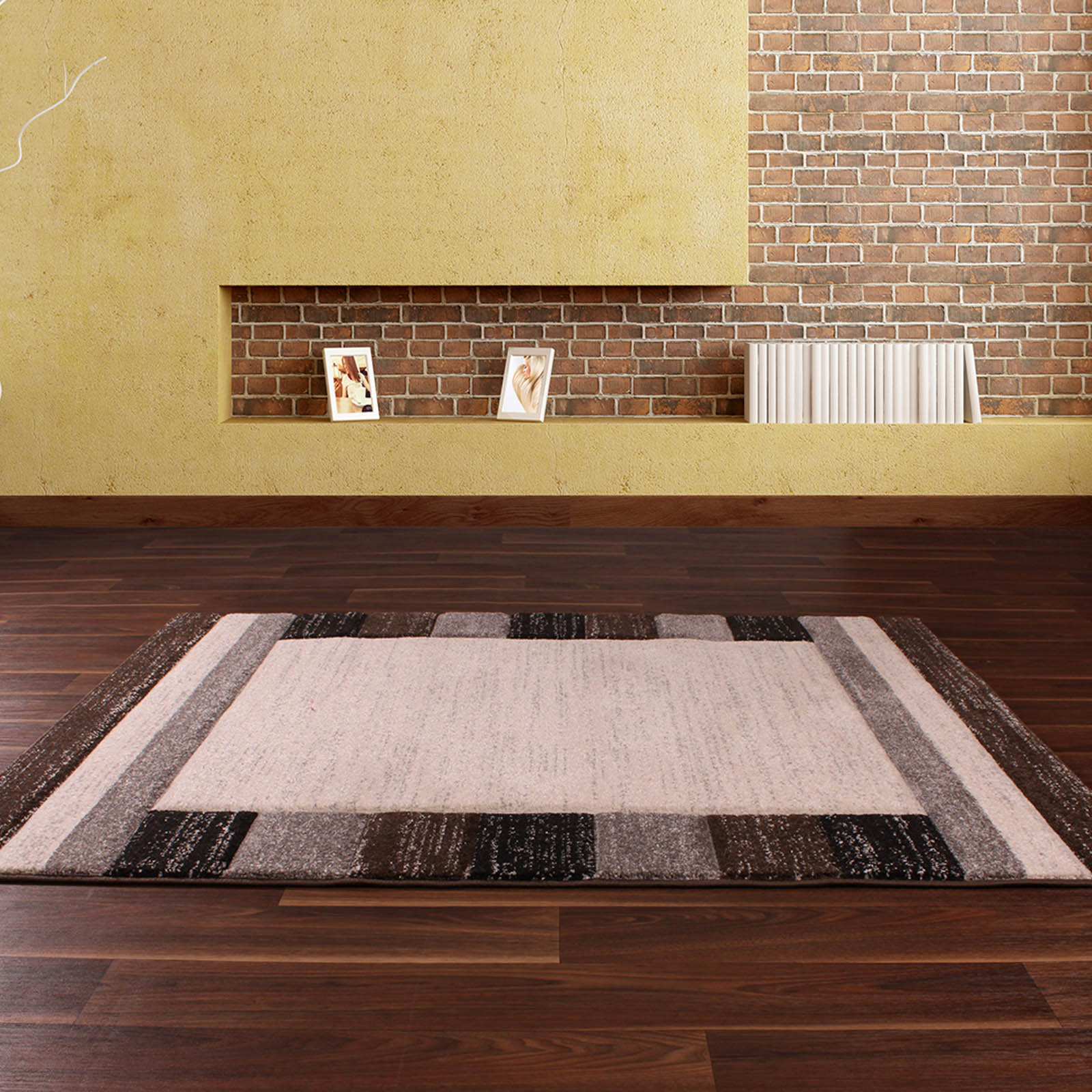Bali Rugs 871 in Ivory