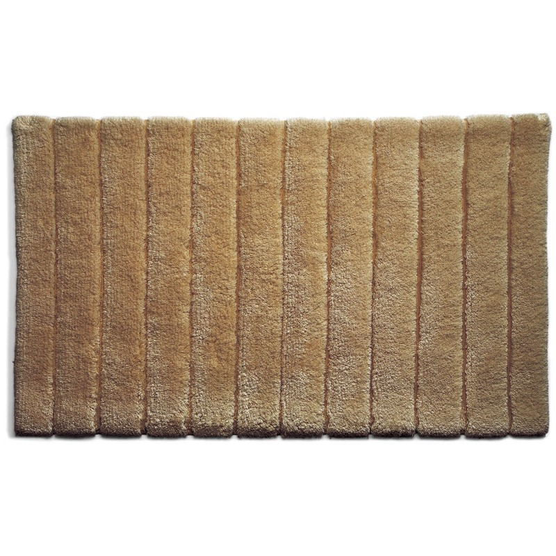 Hug Rug Bamboo Stripe Mats In Latte Buy Online From The