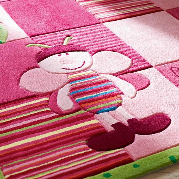 Esprit Bee Rug 2844 01 Pink