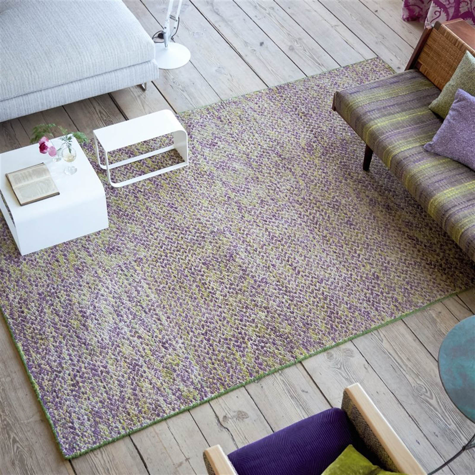 Bentham Moss Rug by Designers Guild
