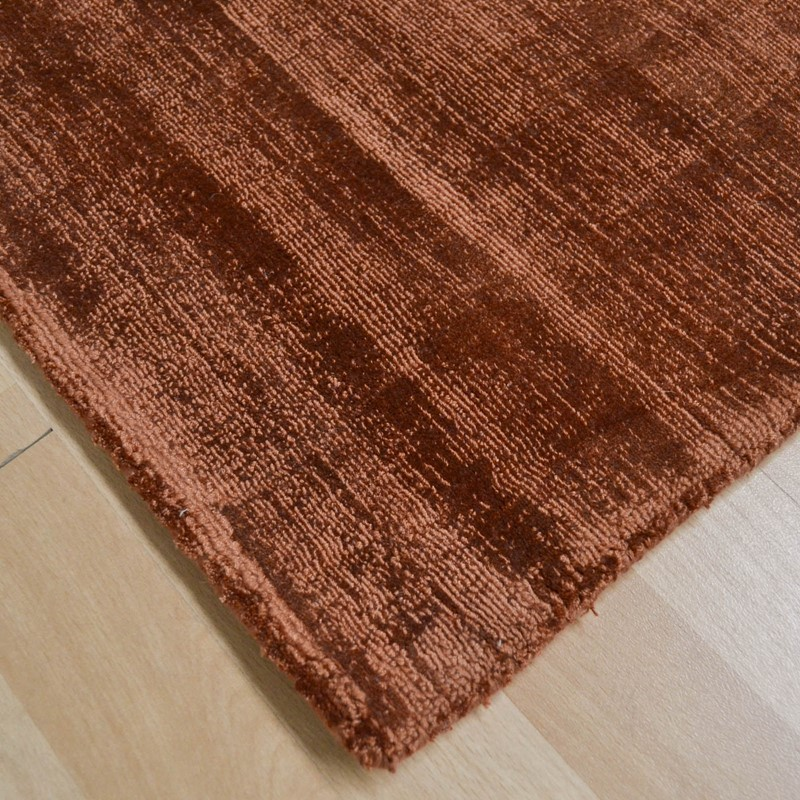 Blade Hallway Runners In Copper Buy Online From The Rug