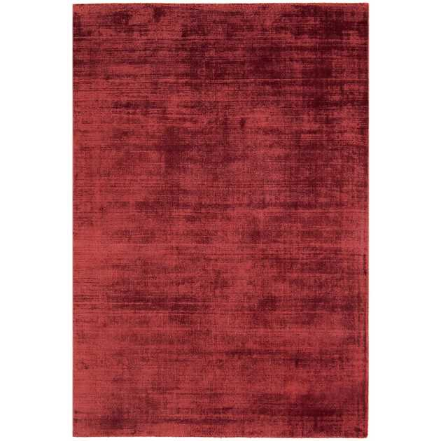 Blade Plain Rugs in Berry