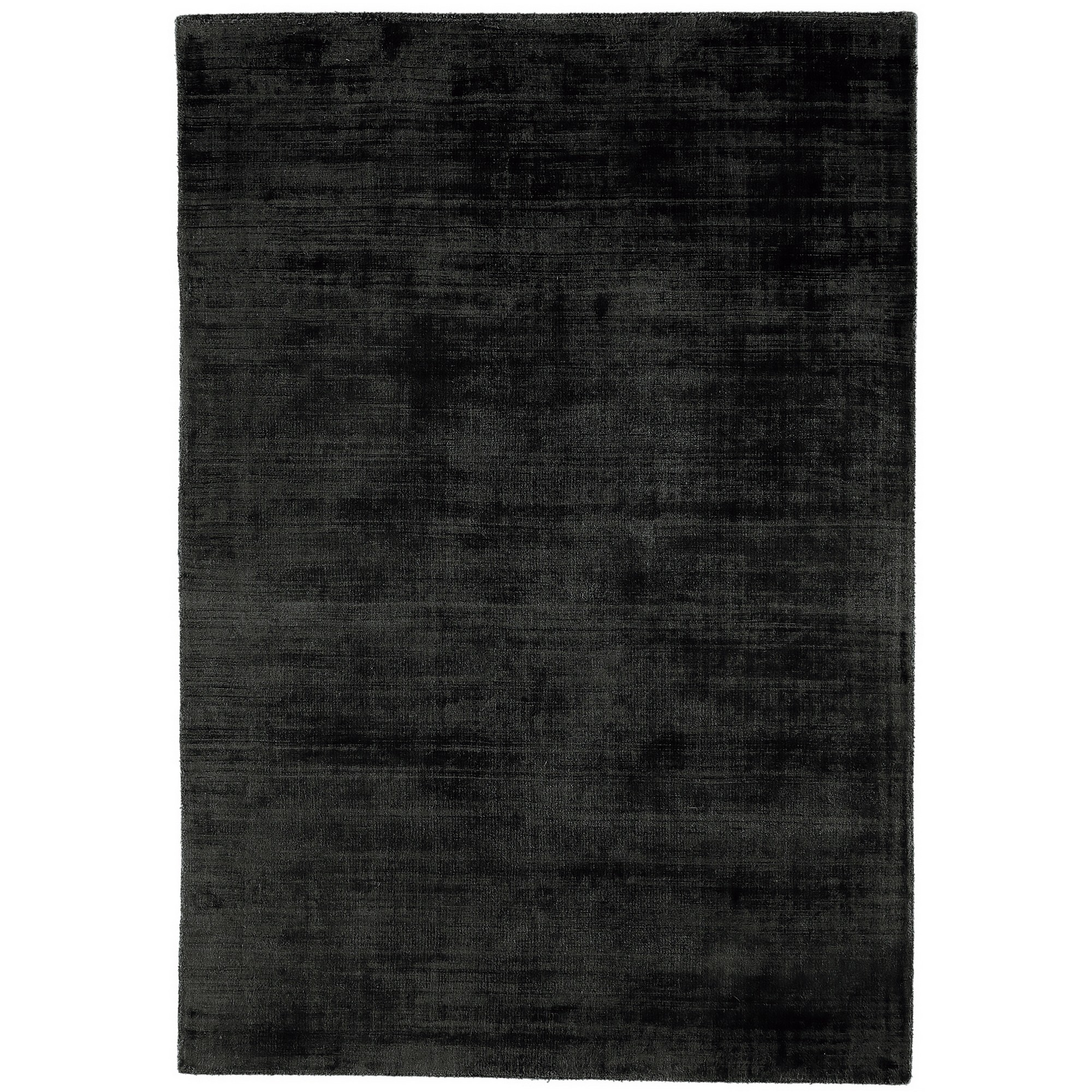 Blade Plain Rugs in Charcoal