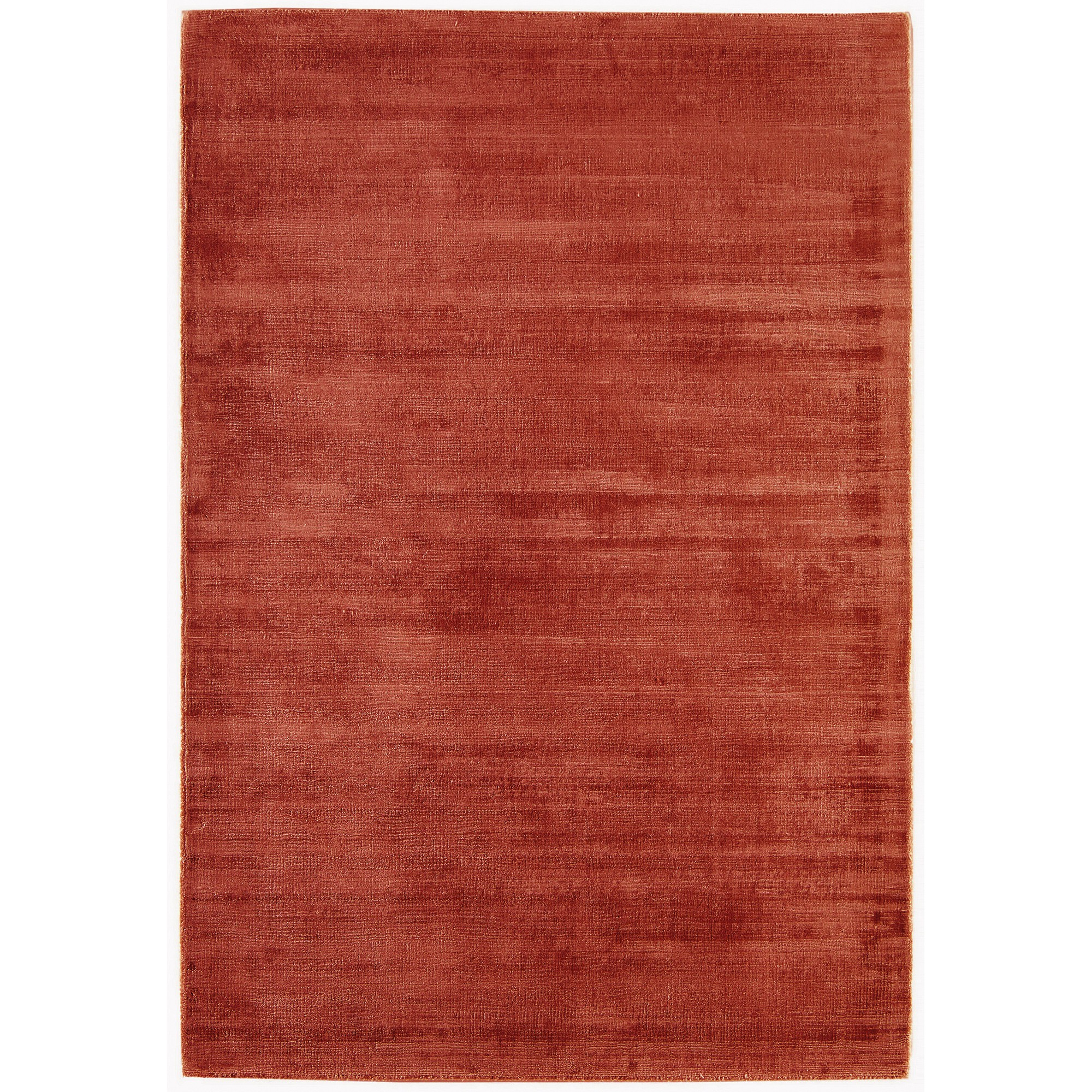 Blade Plain Rugs in Russet