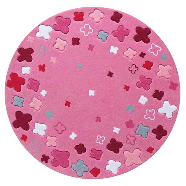Bloom Field Rug 2980 03 - Pink