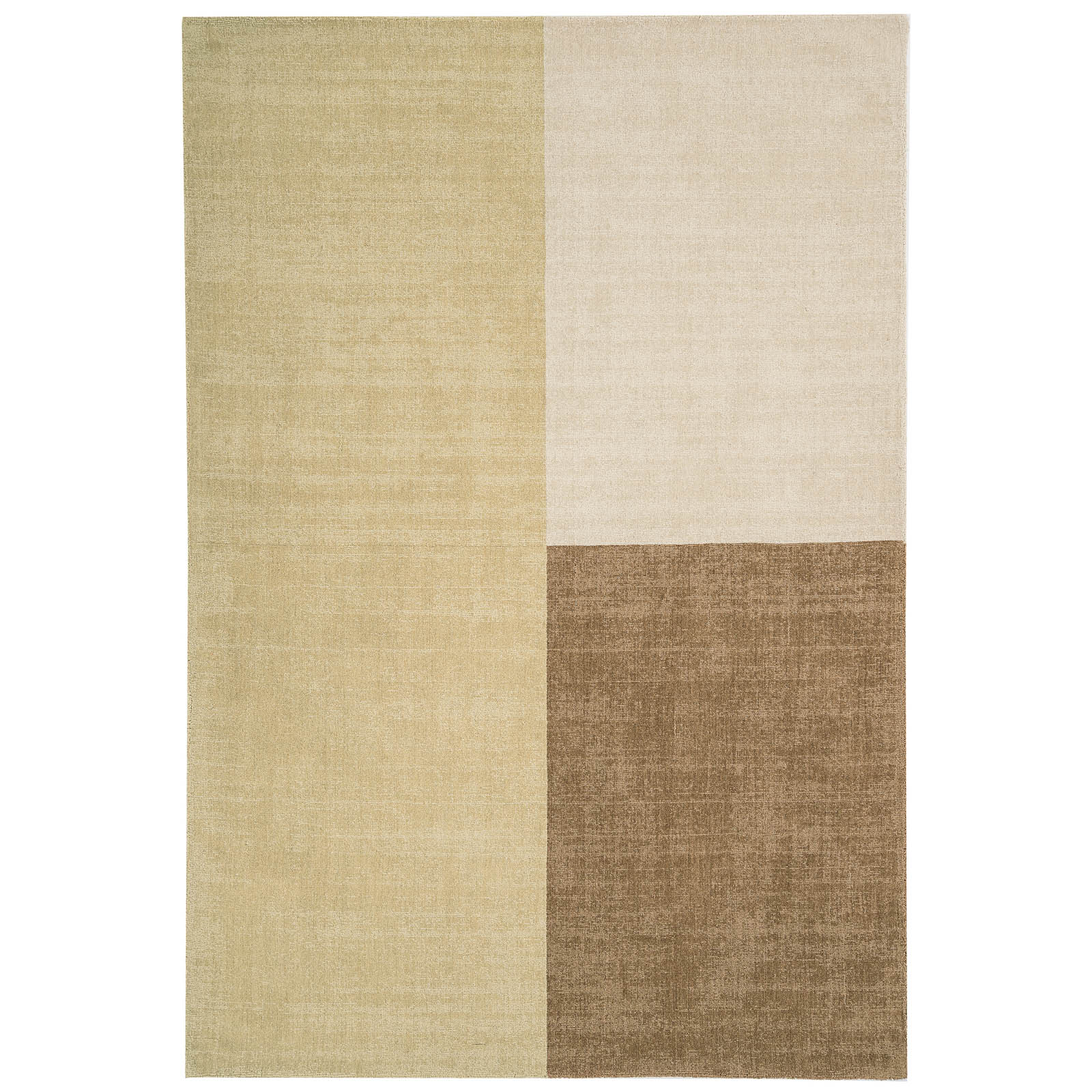 Blox Rugs in Natural