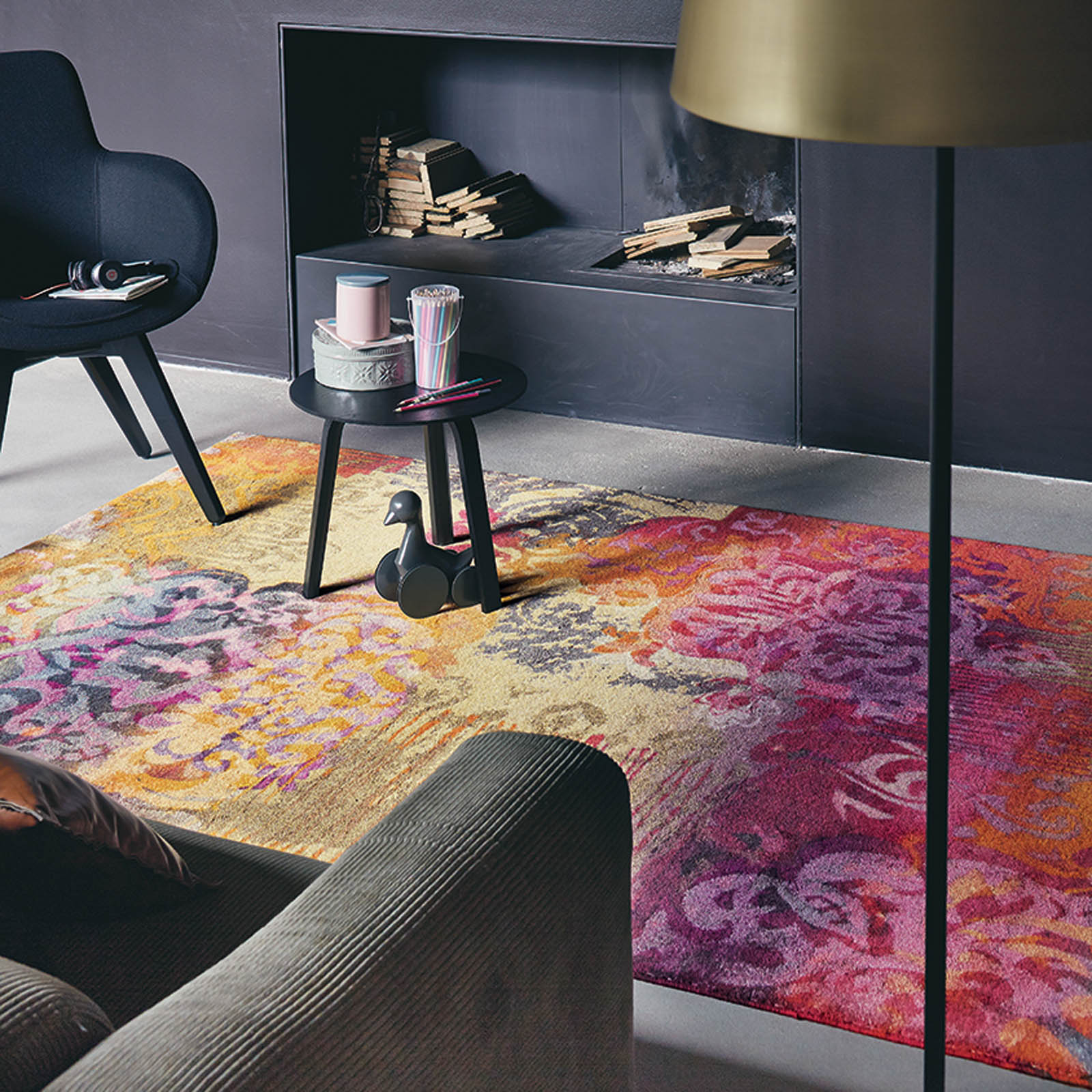 Holograph Bohemian Rugs 16700 by Brink and Campman