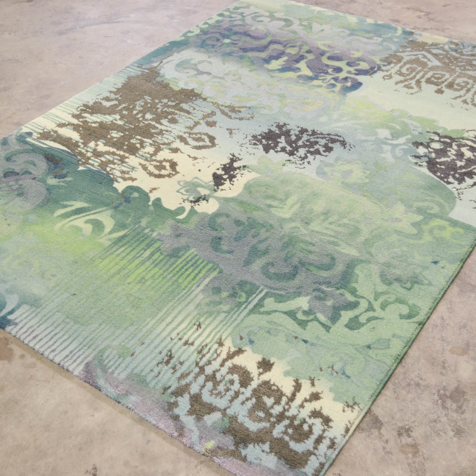 Holograph Bohemian Rugs 16708 by Brink and Campman