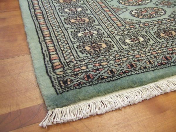 Bokhara Hallway Runners In Green Buy Online From The Rug