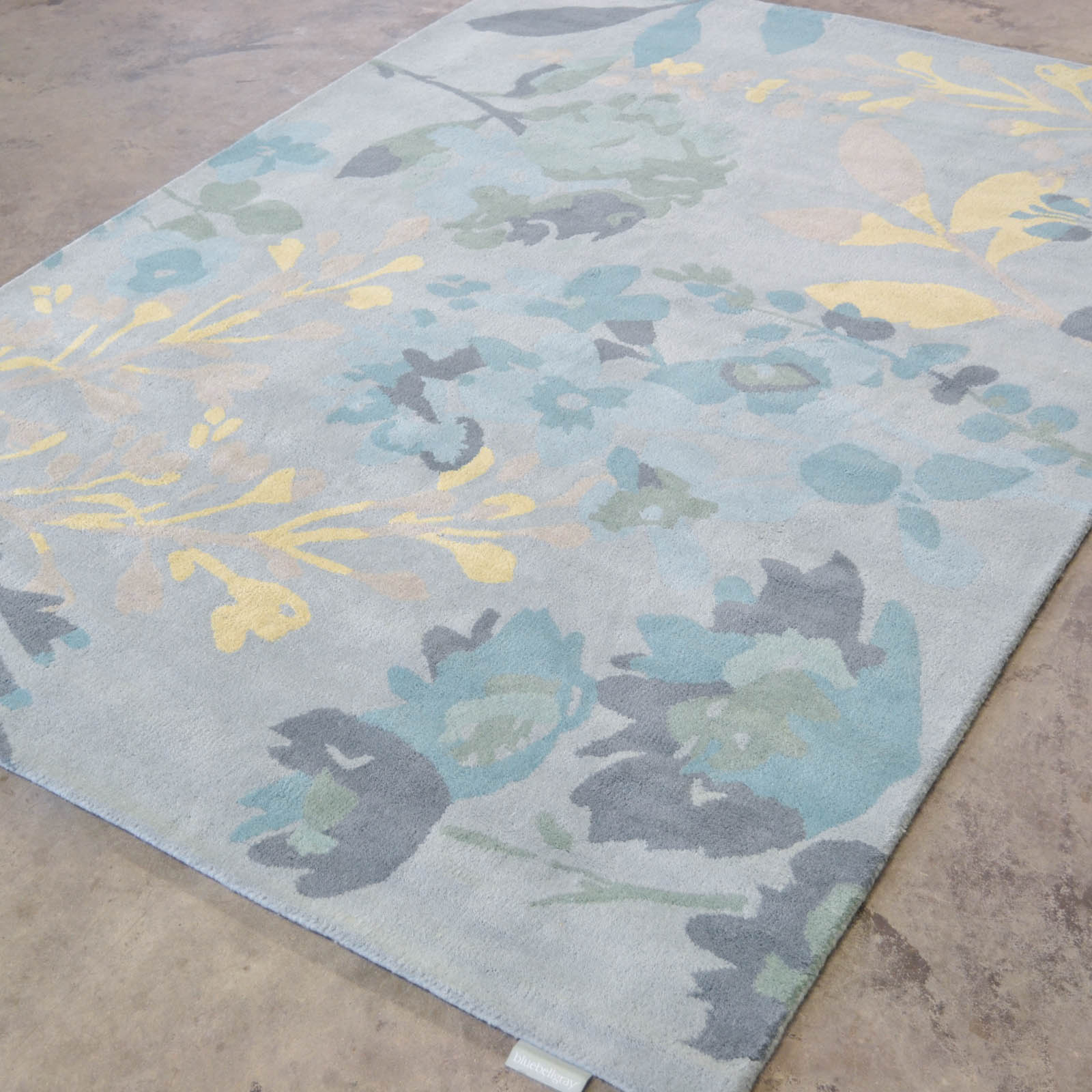 Braybrooke Rugs 19307 by Bluebellgray in Teal