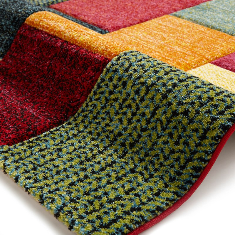f16c2bbcfb1 Brooklyn Multicoloured Rugs 21830 buy online from the rug seller uk