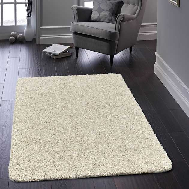 Buddy Washable Rugs in Cream