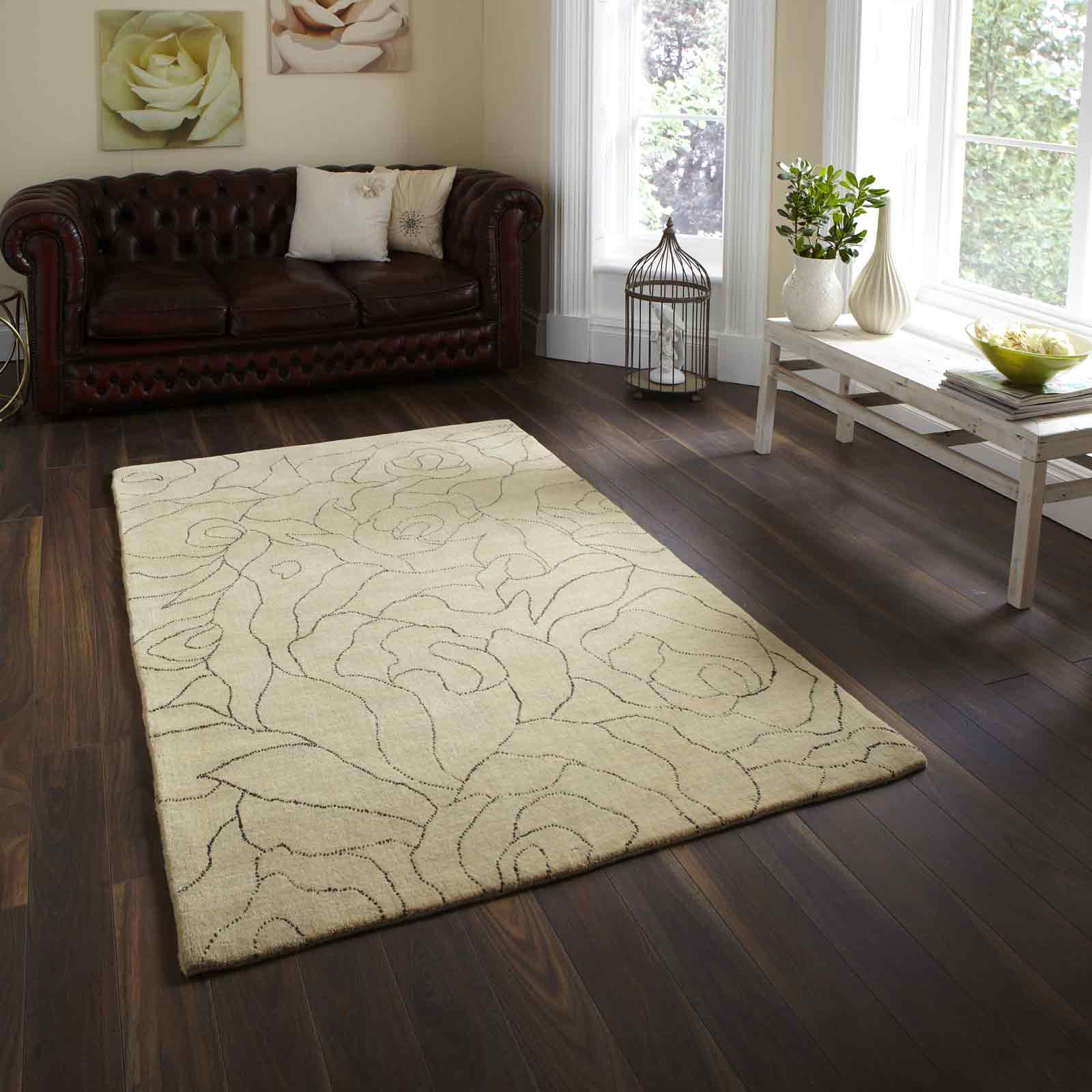 Cambridge Rugs CAM 20 in Natural
