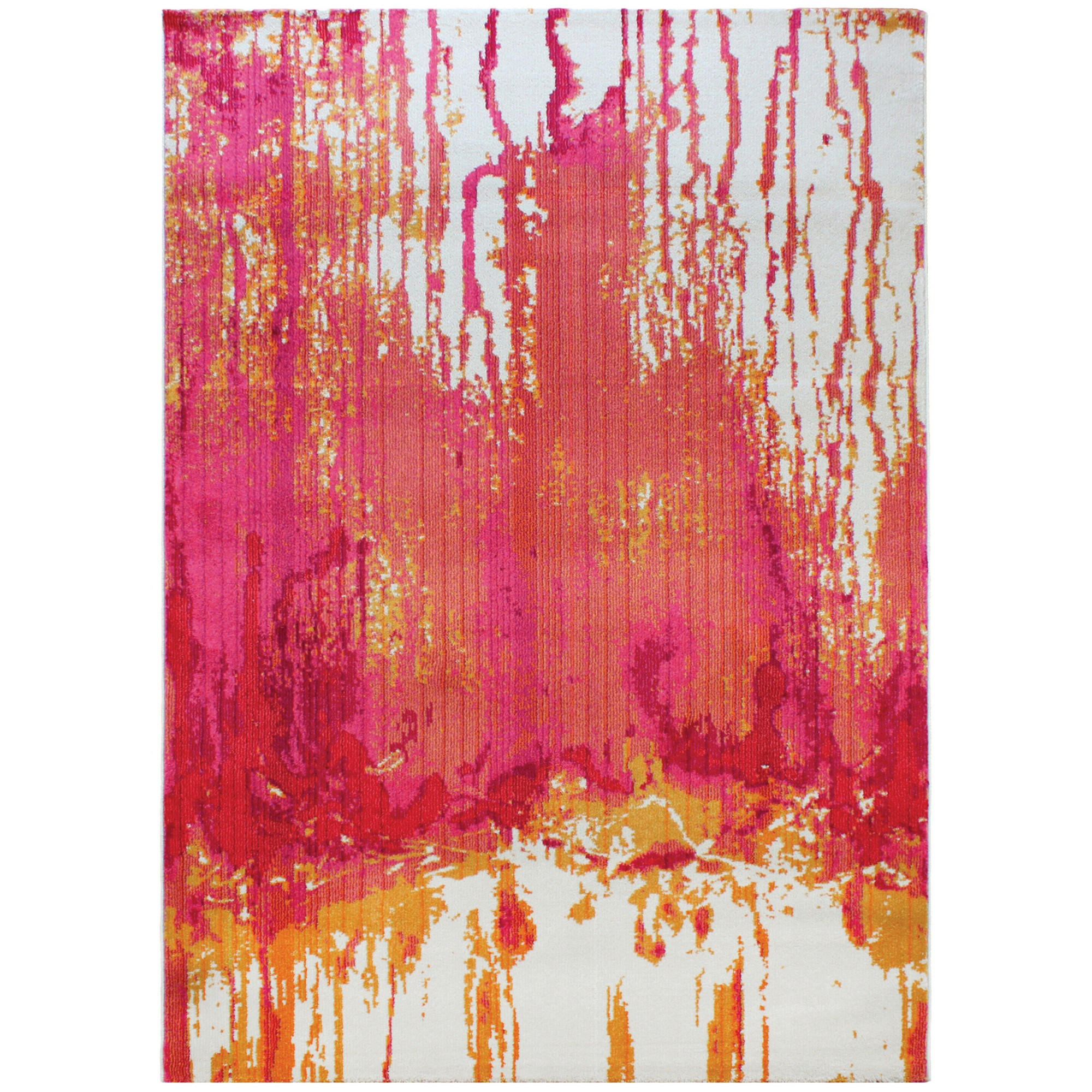 Colores Rugs COL03 Pink