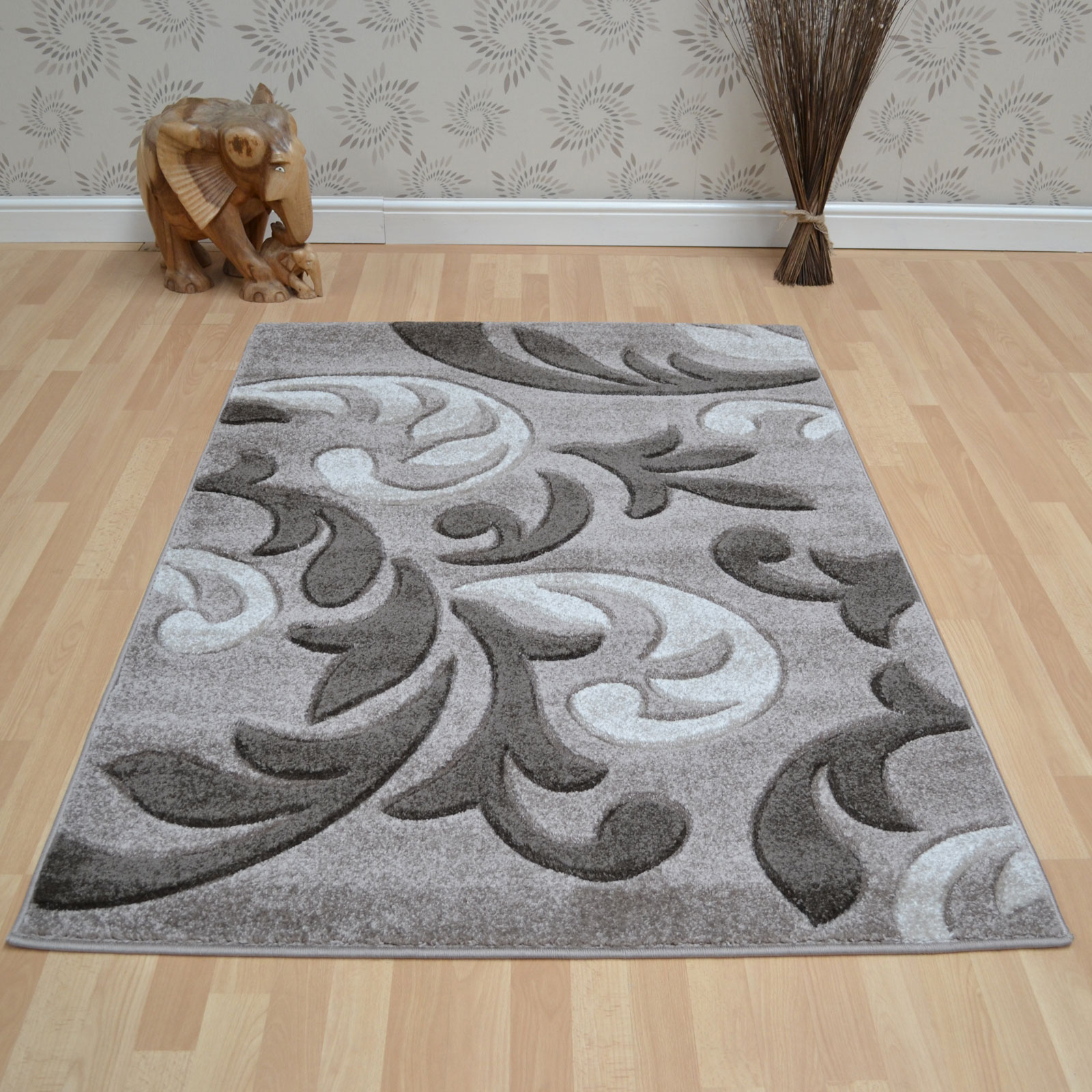 Couture Rugs COU13 Dark Beige