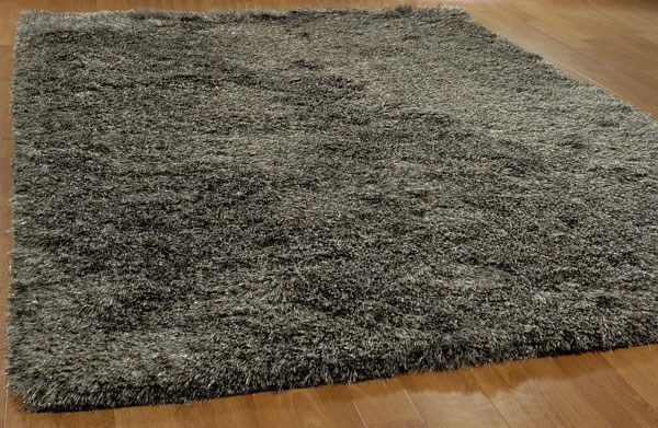 Calida Shaggy Rugs In Grey 23 Buy Online From The Rug