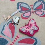 Butterfly CC09 - Pink Blue