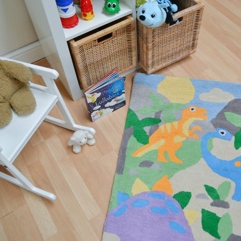 Candy Dinosaur Rugs CC04 Buy Online From The Rug Seller Uk