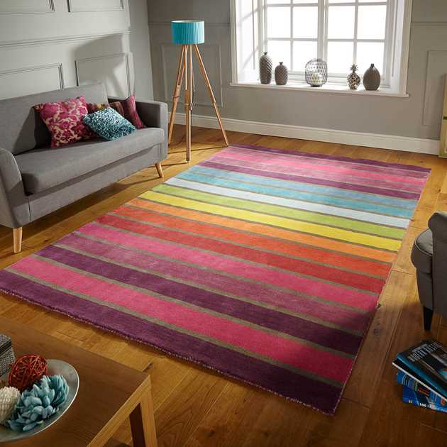 Illusion Candy Rugs