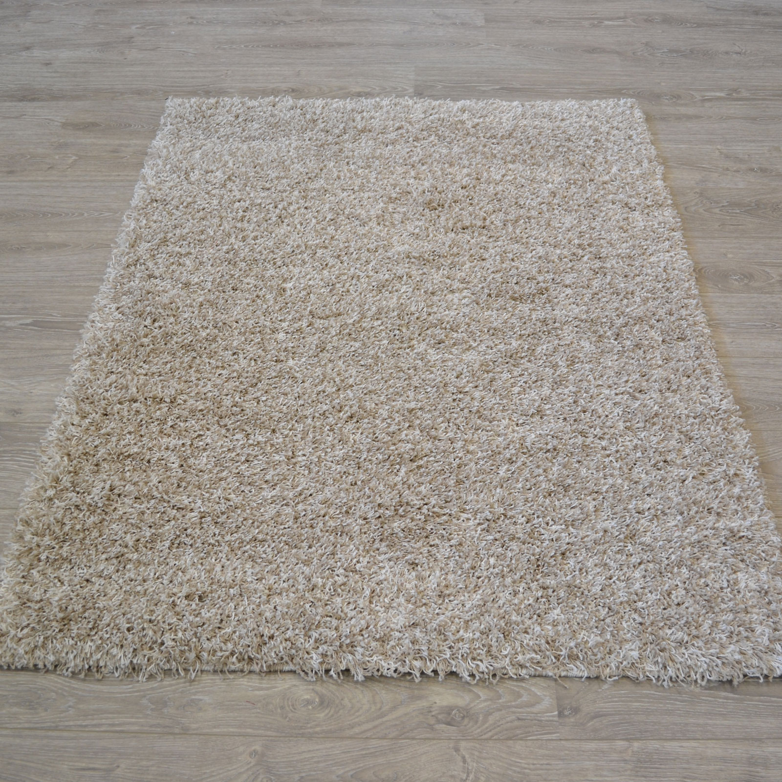 Cariboo Shaggy Rugs in Natural Mix