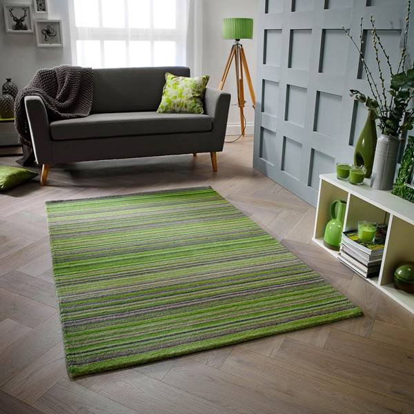 Green Rugs | Shop Online With Free UK Delivery at The Rug Seller