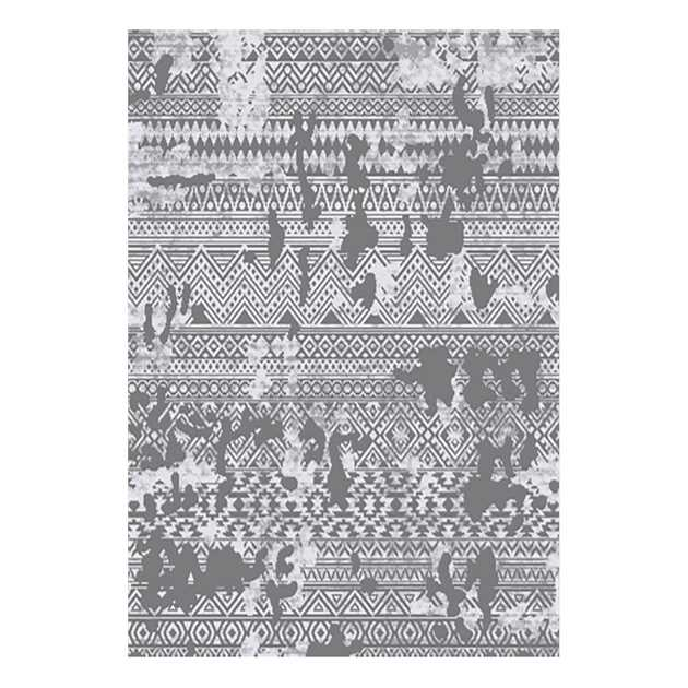 Casa Rugs 106 31 by Modivia in Grey