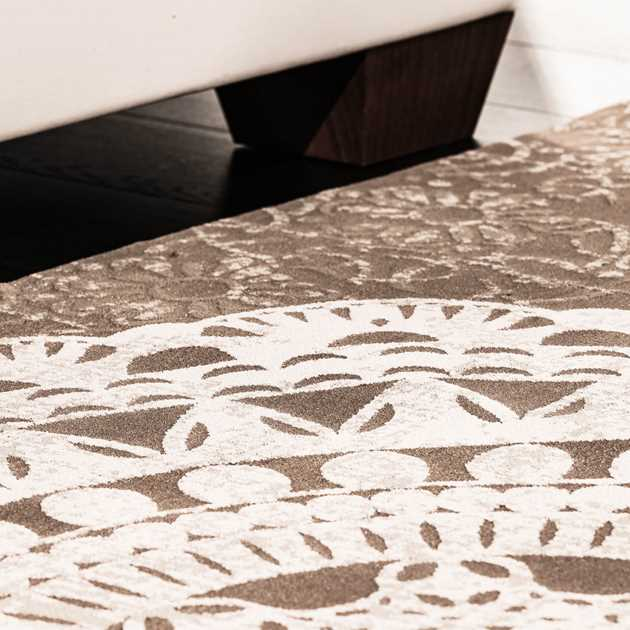 Casa Rugs 115 21 by Modivia in Beige