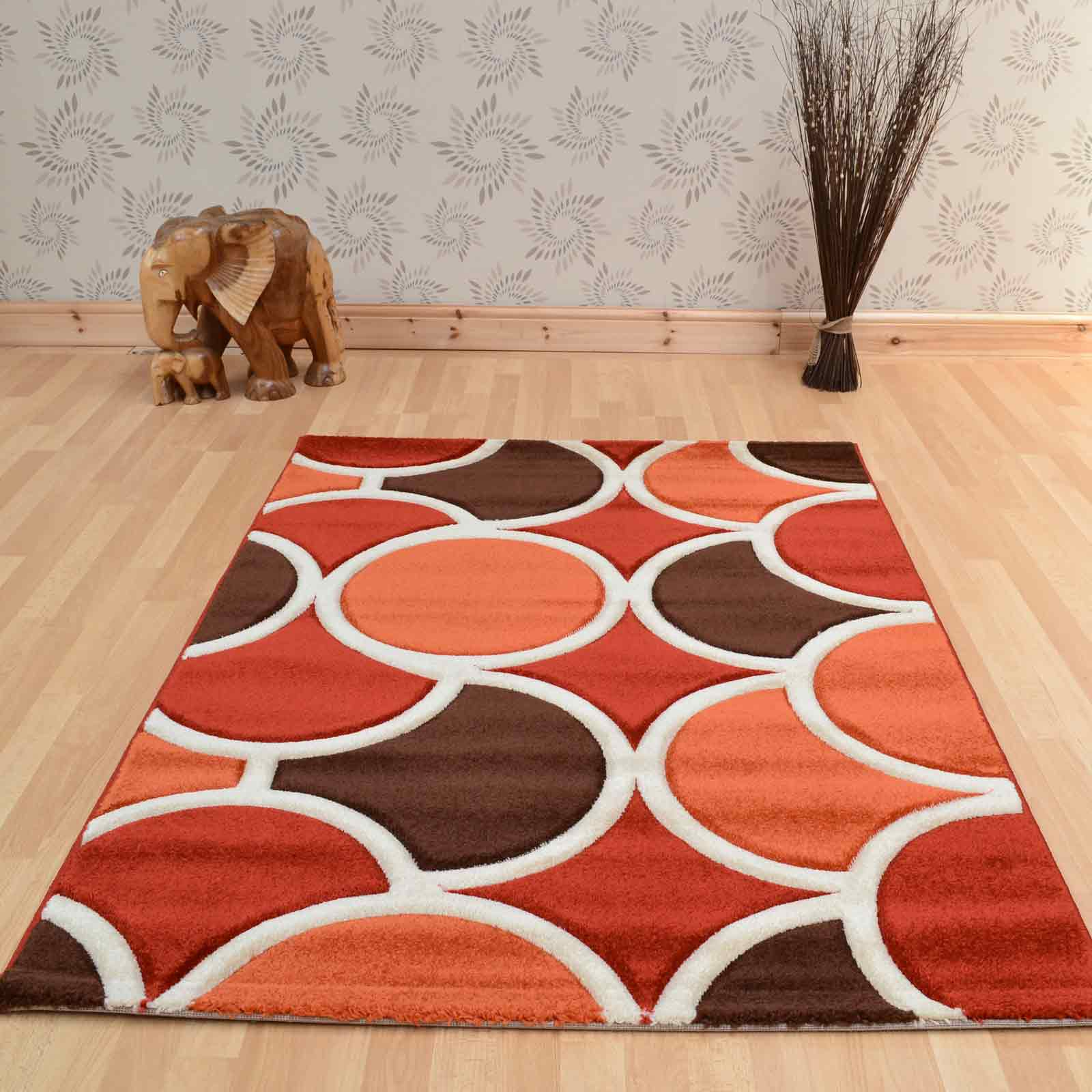 Terra Cotta Rugs Home Decor