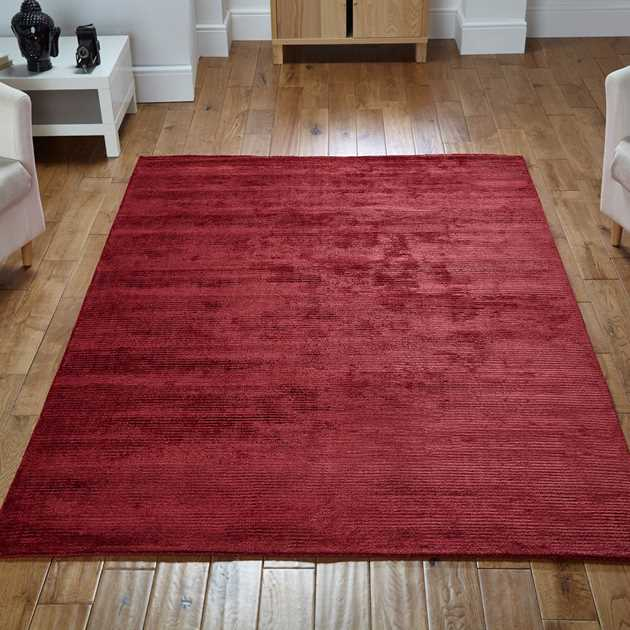 Conran Rug in Red