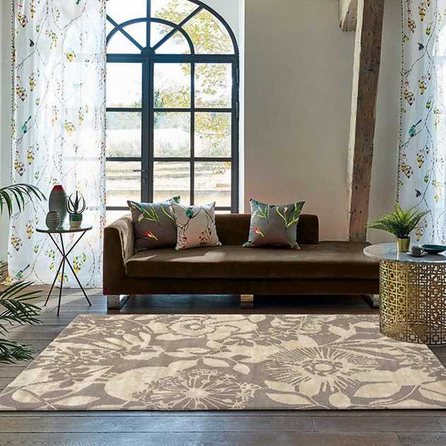 Coquette Rugs in Slate 41104 by Harlequin