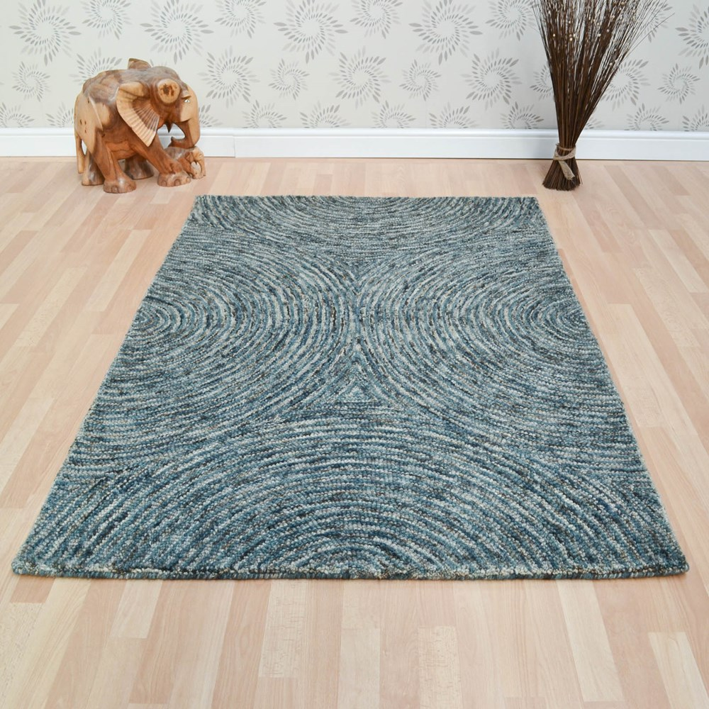 Coral Rugs In Teal Buy Online From The Rug Seller Uk