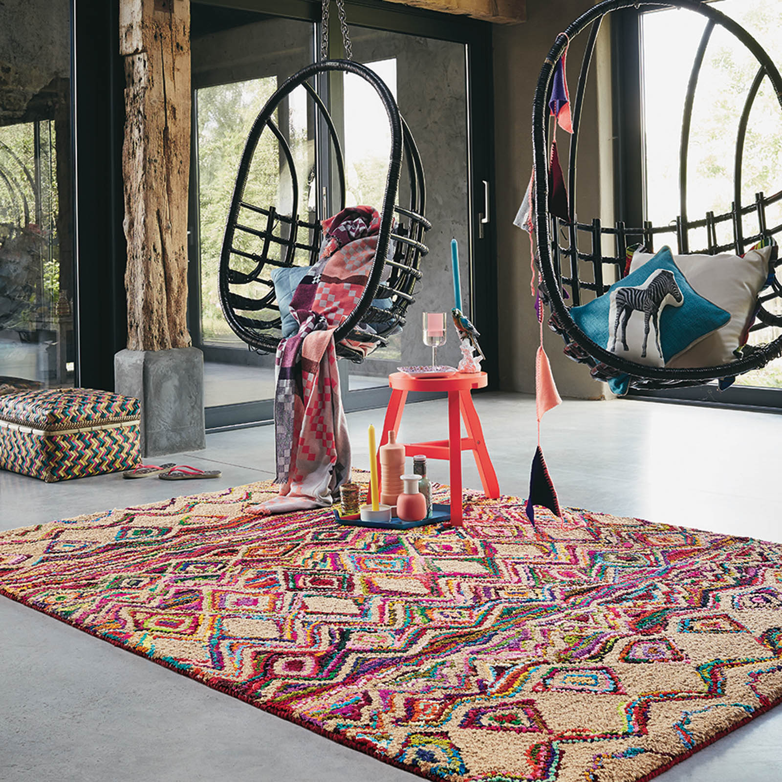 Ibiza Costa Rugs 67600 by Brink and Campman