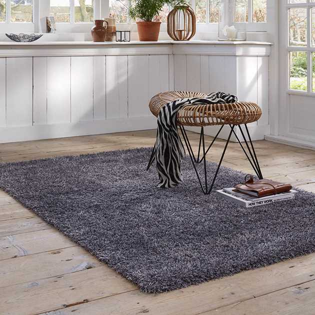 Esprit Cosy Glamour Rugs 0400 92 Taupe