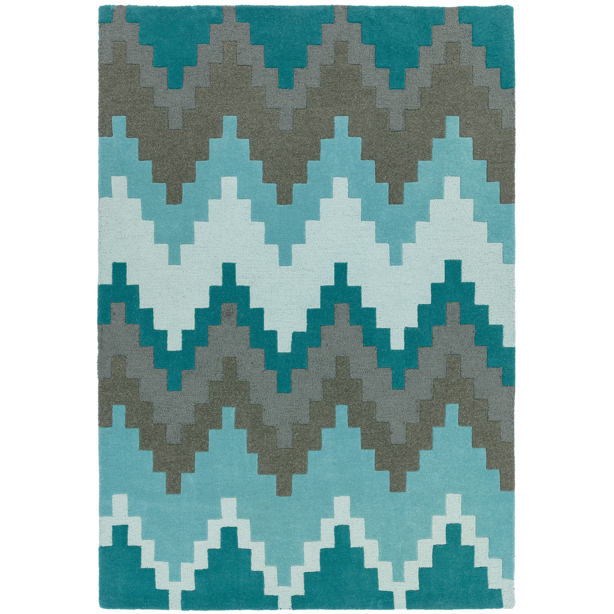 Matrix Cuzzo Rugs MAX21 Teal