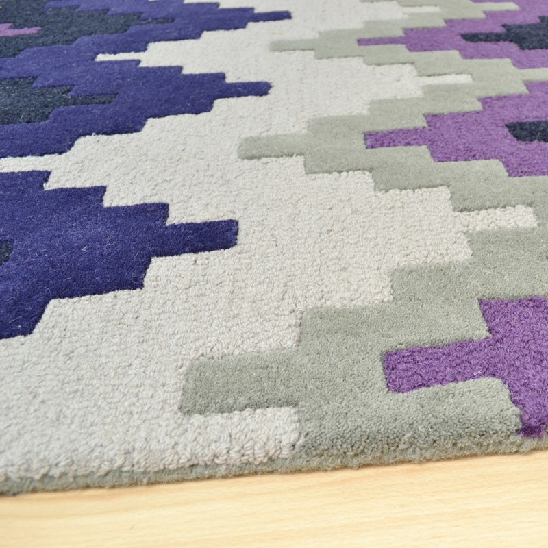 matrix cuzzo rugs max22 purple buy online from the rug