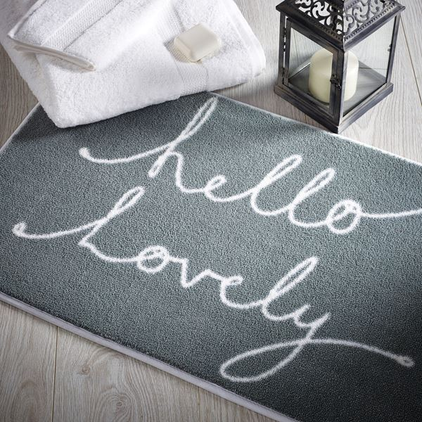 Hello Lovely - Grey