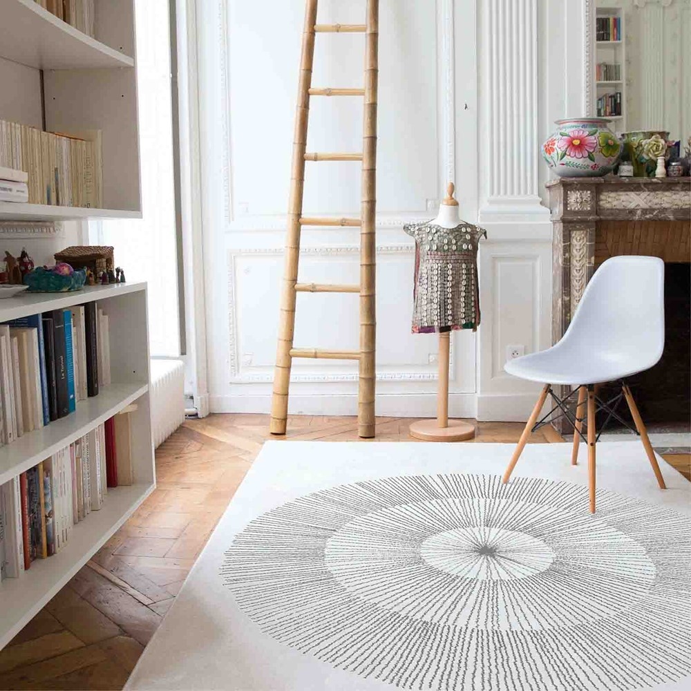 Dandelion Rugs Ar007 In Grey By Edito Buy Online From The