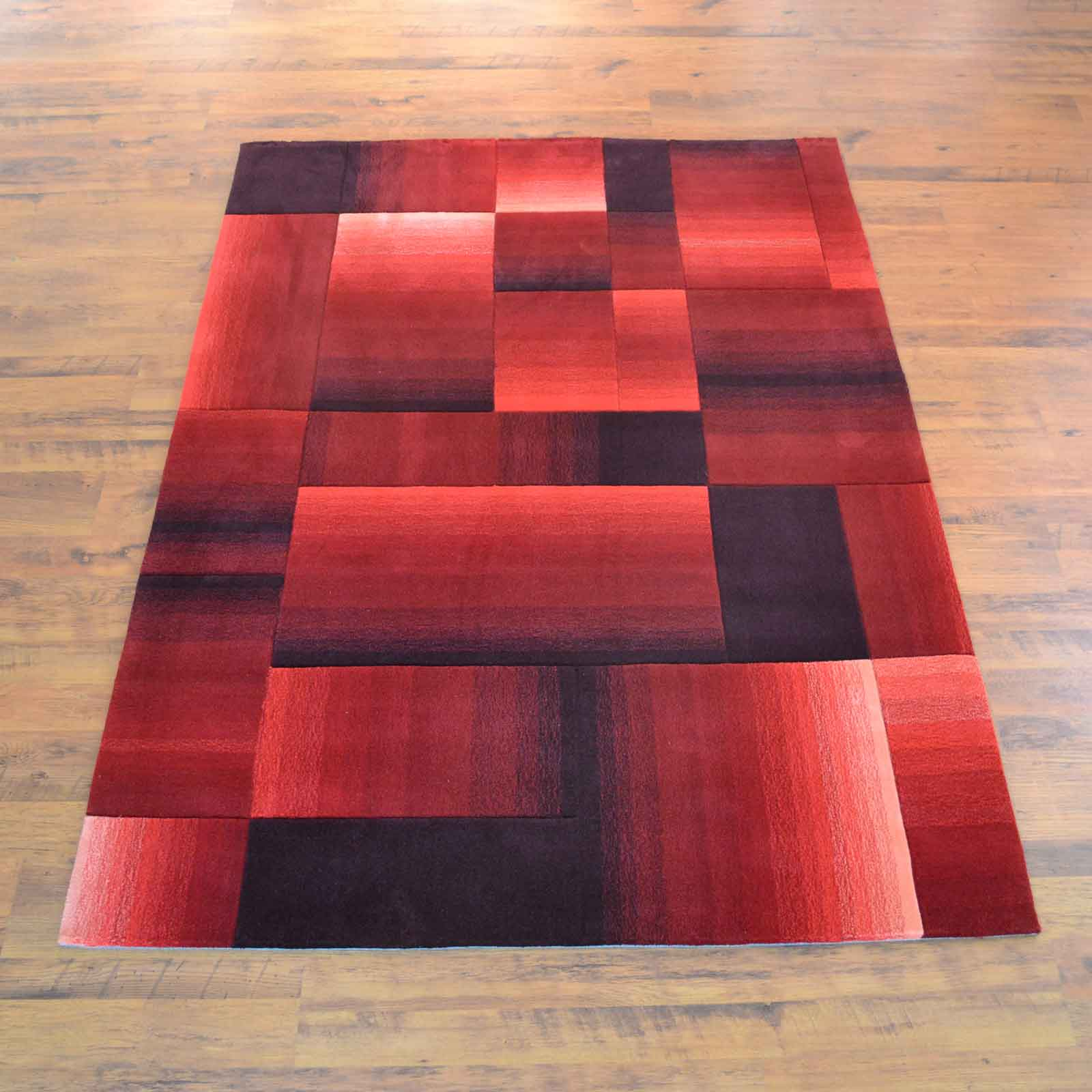 Digiworld Rugs 5035 41 Red by Arte Espina