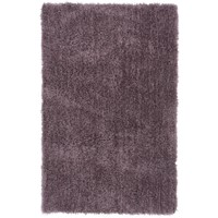 think rugs purple large shaggy rug x premium pur collections vista