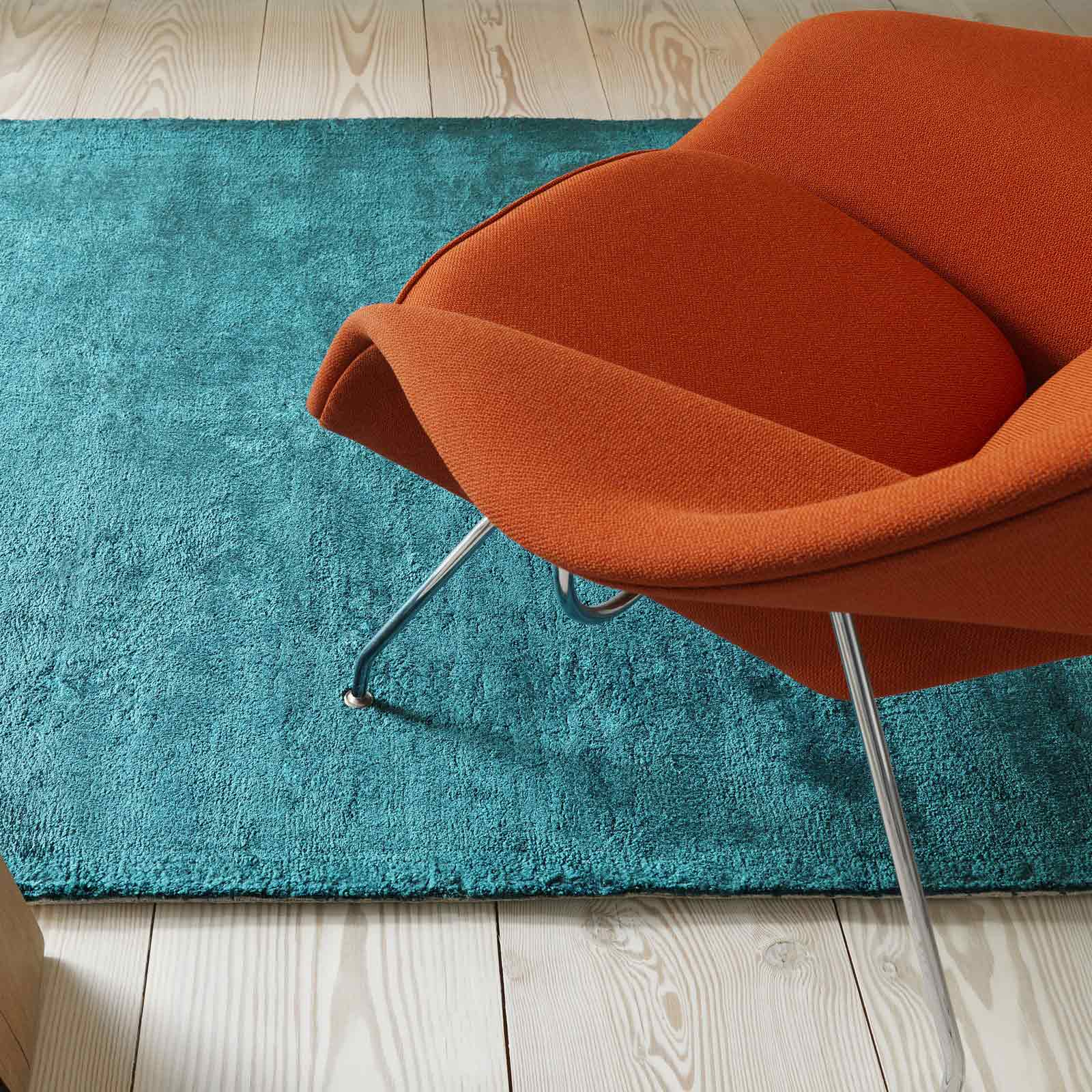 Dolce Rugs in Teal