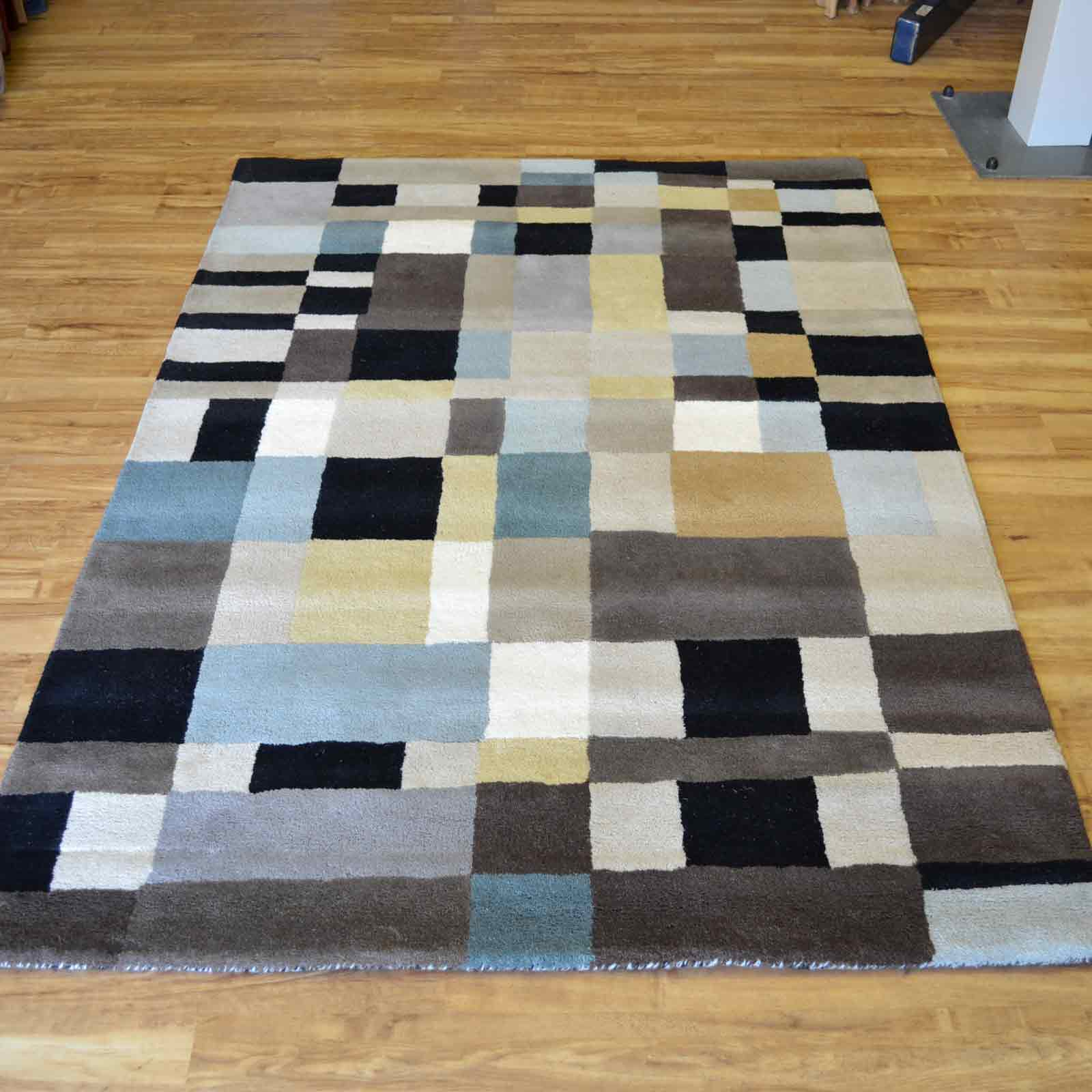 Estella Domino 83904 Wool Rugs by Brink and Campman