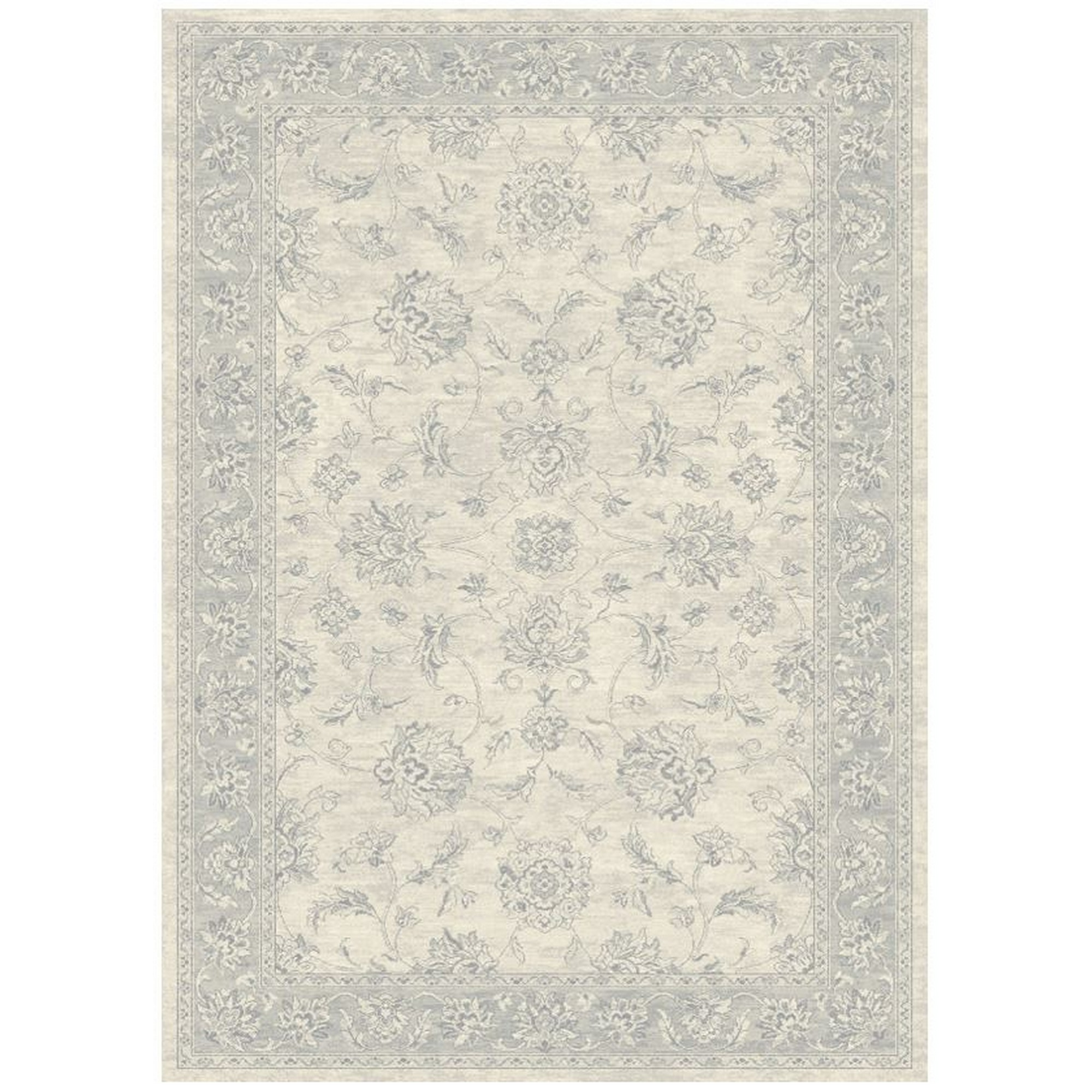 Echo Persian Rugs EC09 in Cream