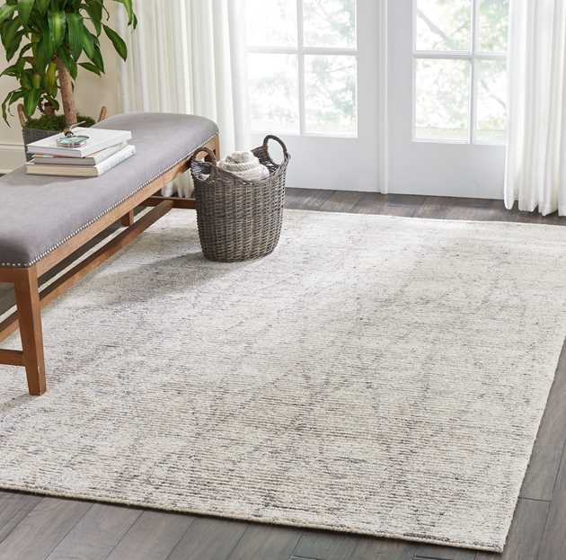 Ellora Rugs ELL02 in Stone by Nourison