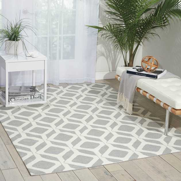 Enhance Rugs EN003 in Grey
