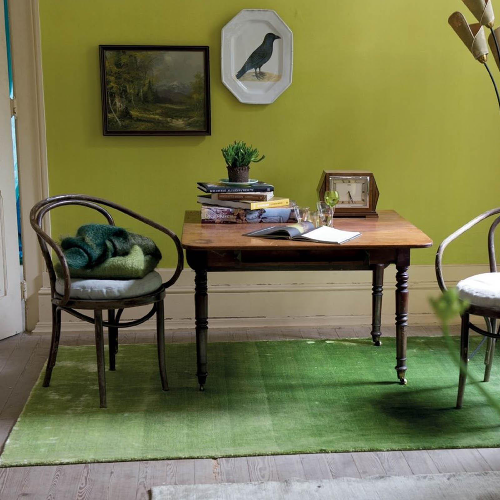 Eberson Grass Rug by Designers Guild