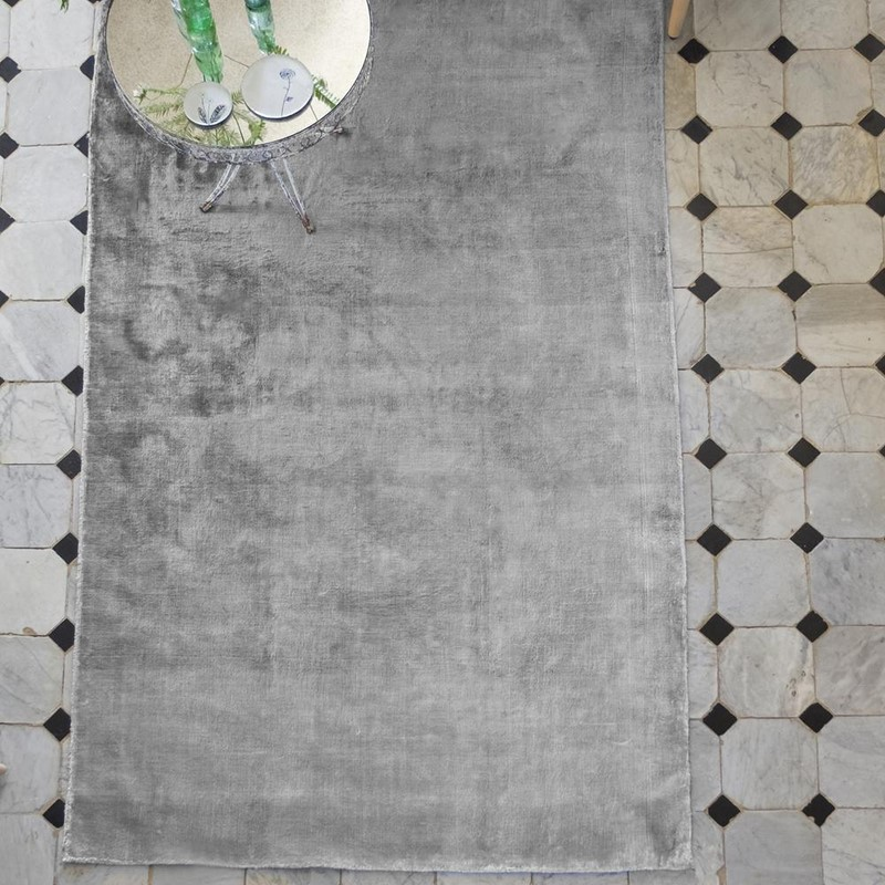 Eberson Platinum Rug By Designers Guild Buy Online From