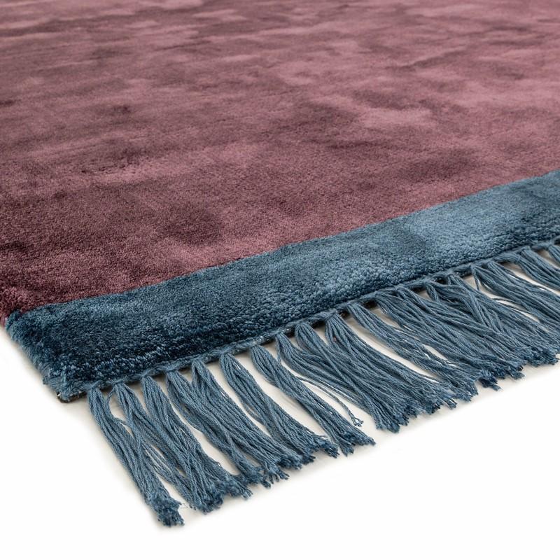 plum colored rugs light purple elgin rugs in plum blue buy online from the rug seller uk
